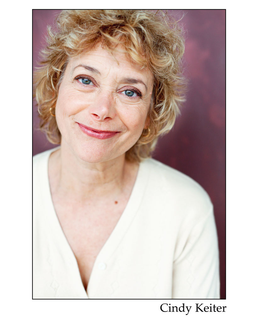Voice Over Resume: Cindy Keiter
